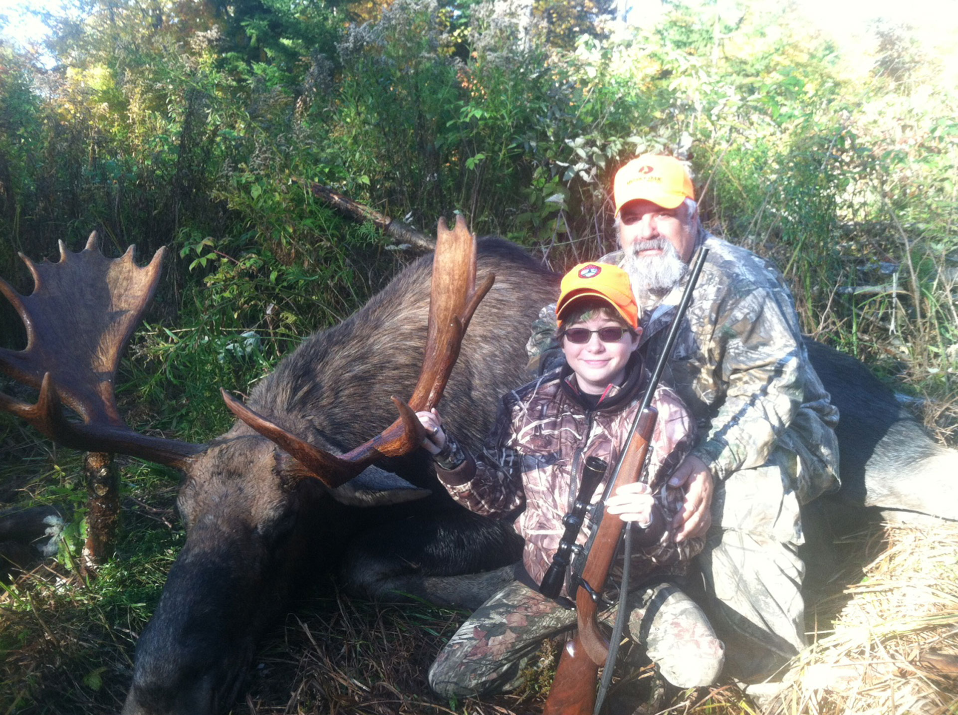 Hunting vacations in maine deer turkey grouse and for Maine hunting and fishing license